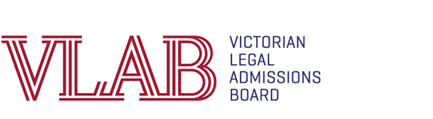 Victorian Legal Admissions Board - logo